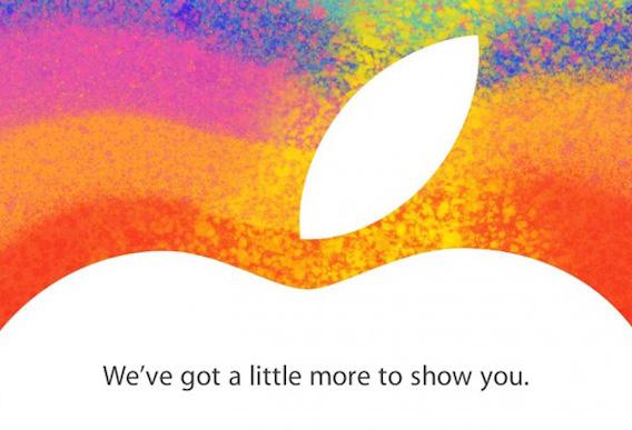 iPad Mini, MB Pro, iMac og Mac Mini i morgen?