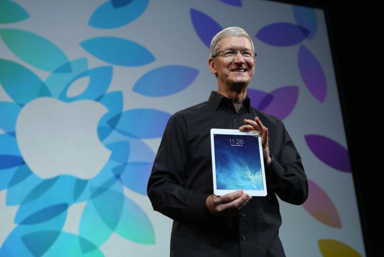 Nye godsaker fra Apple
