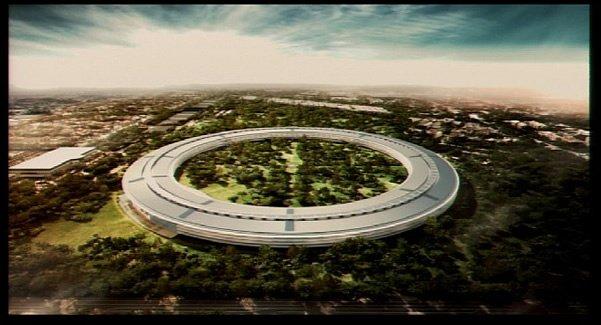 Apple planlegger nytt hovedkvarter