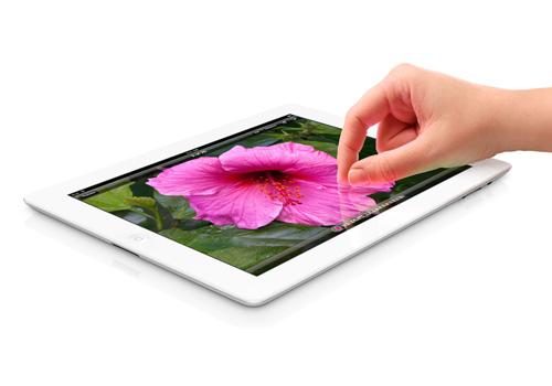 Apple har lansert ny iPad