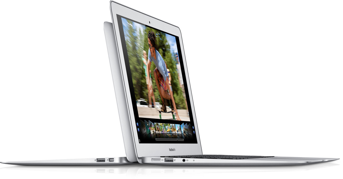 Førsteinntrykk av nye Macbook Air
