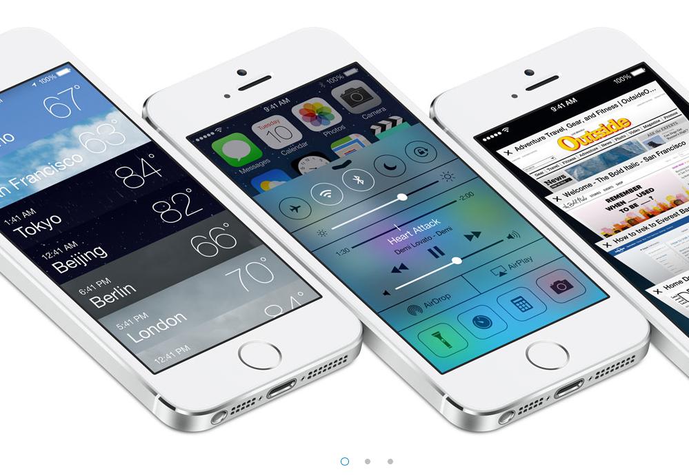 iOS 7 – Førsteinntrykk